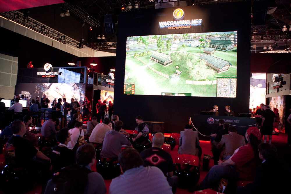 Wargaming.net - E3