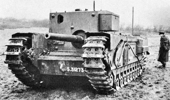 Gun Carrier Churchill