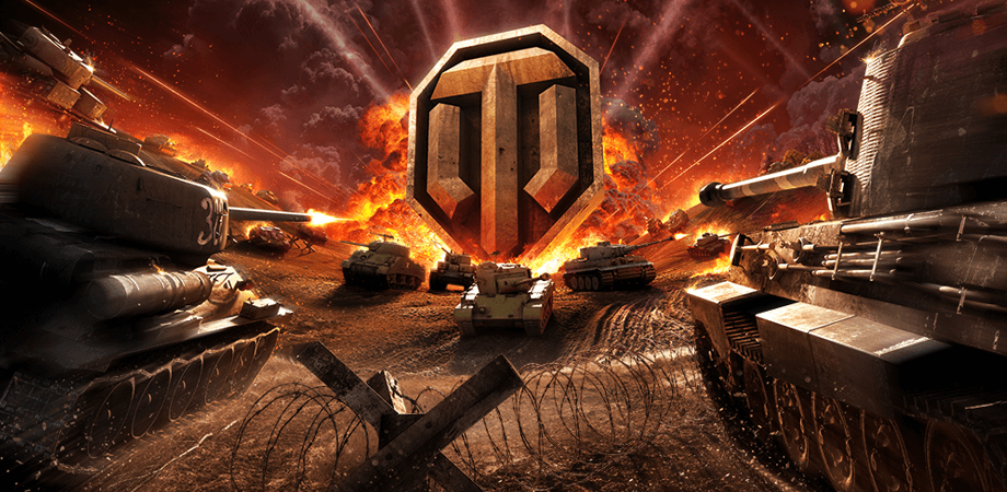 Random World of Tanks